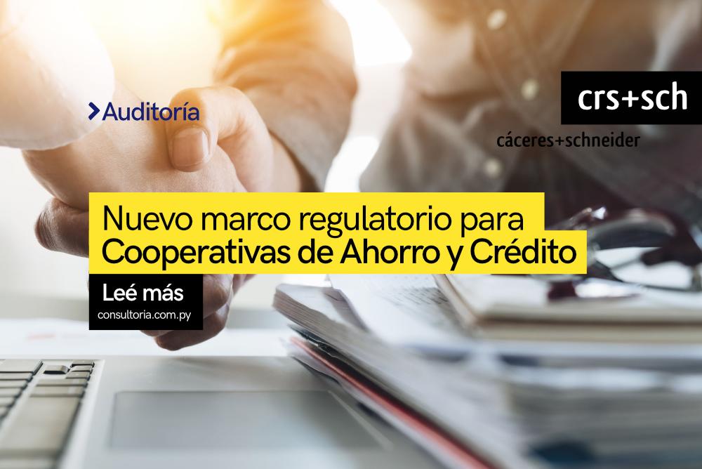 marco reglamentario para cooperativas del sector ahorro y credito, auditoría externa para cooperativas tipo A, tipo B y Tipo C, Resolución 22668/2020
