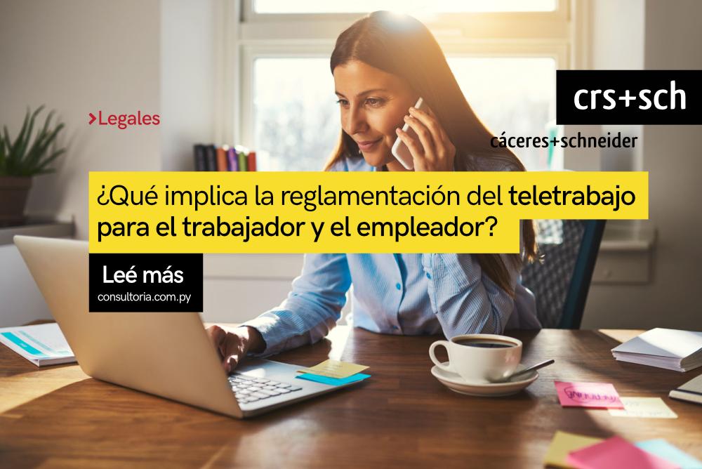 Ley 6738 ¿Qué implica la reglamentación del teletrabajo para los empleadores y trabajadores?
